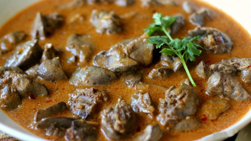 Chicken liver curry eatmagic english forumfinder Images